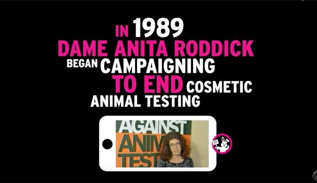 Paldies par jūsu cīņu pret izmēģinājumiem uz dzīvniekiem