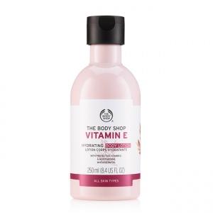 E vitamīna ķermeņa losjons