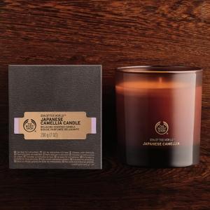 Spa of the World™ Japānas kamēlijas ziedu svece