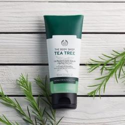 Tējas koka attīrošs skrubis sejai