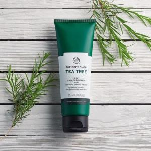 Tējas koka attīrošs līdzeklis trīs vienā