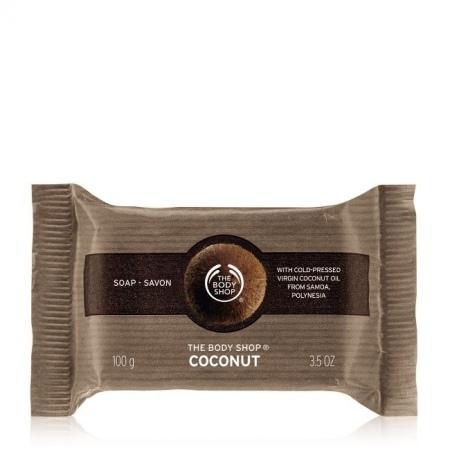 Kokosriekstu ziepes