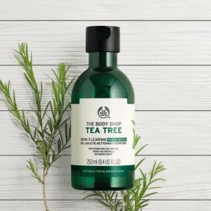 Tējas koka dušas želeja