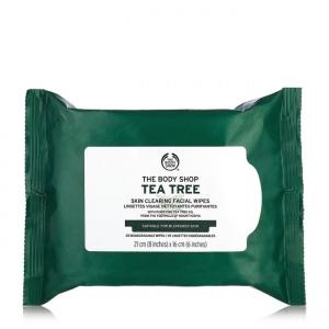 Tējas koka attīrošas salvetes