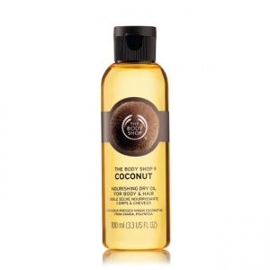 Kokosriekstu sausā eļļa