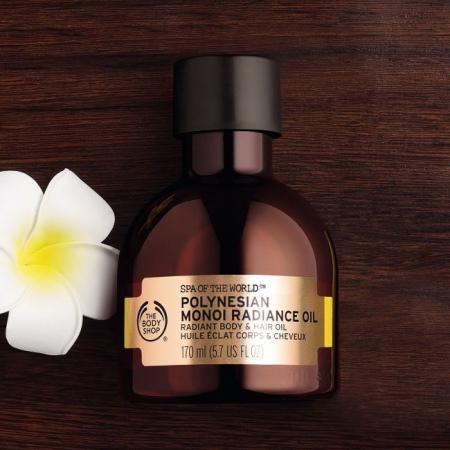 Масло для сияния кожи и волос «Polynesian Monoi»