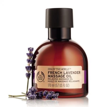 Массажное масло «French Lavender»
