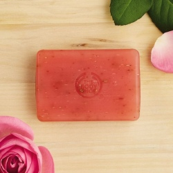 Мыло-скраб Британская роза
