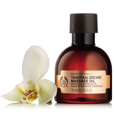 Spa Of The World™ Taiti orhidejas masāžas eļļa