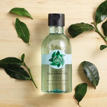 Fuji Green Tea™ dušas želeja