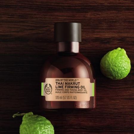 Тонизирующее масло «Thai makrut lime»