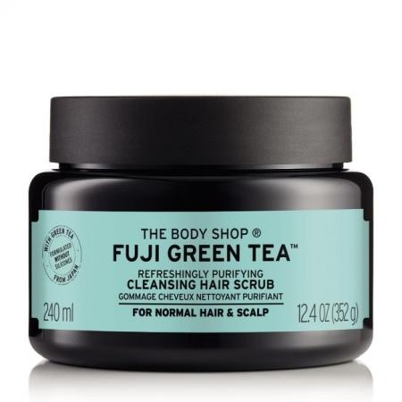 Fuji Green Tea™ attīrošs skrubis matiem un galvas ādai