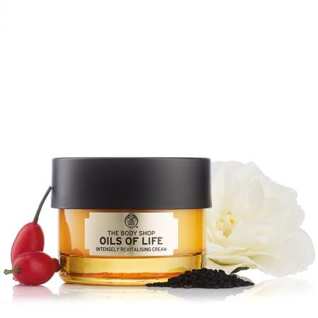 Oils Of Life™ intensīvi atjaunojošs sejas krēms