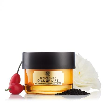Oils Of Life™ intensīvi atjaunojošs želejveida krēms