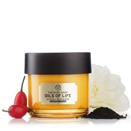 Oils Of Life™ intensīvi atjaunojošs nakts krēms