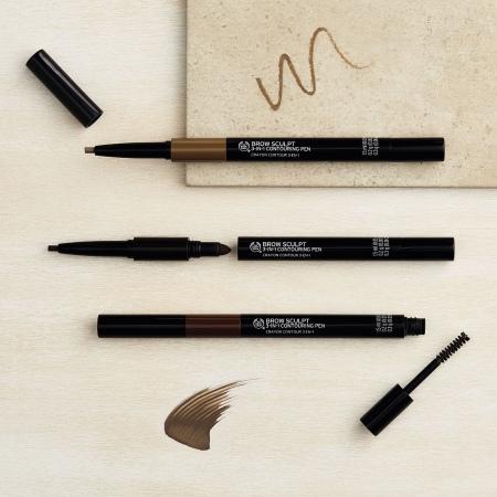 Uzacu veidošanas un konturēšanas zīmulis