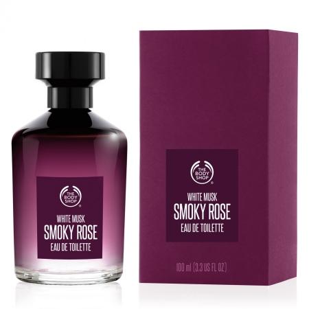 White Musk Smoky Rose tualetes ūdens