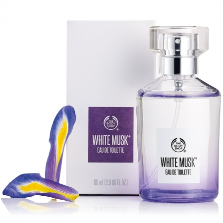 White Musk® tualetes ūdens