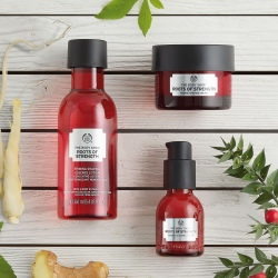Roots of Strength™ nostiprinošs un modulējošs serums