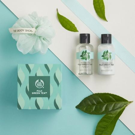 Fuji Green Tea™ mini dāvanu komplekts