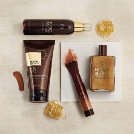 Honey Bronze™ izsmidzināms iedeguma toņa līdzeklis kājām