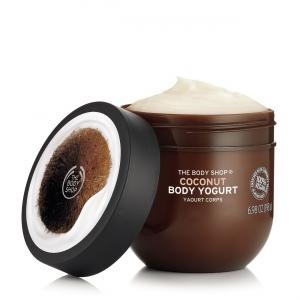 Kokosriekstu ķermeņa jogurts