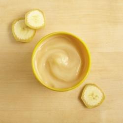 Banānu ķermeņa jogurts