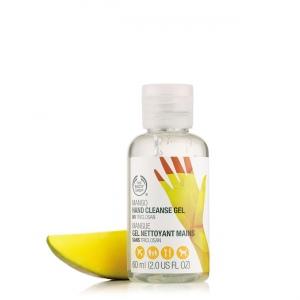 Mango attīroša želeja rokām