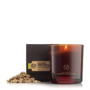 Spa Of The World™ Etiopijas zaļās kafijas svece