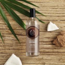 Kokosriekstu smaržūdens ķermenim