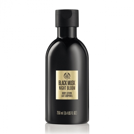 Black Musk Night Bloom ķermeņa losjons