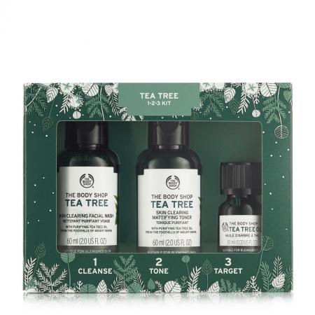 """Tējas koka produktu komplekts """"123"""""""