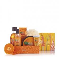 Sacumas mandarīna lielais dāvanu komplekts