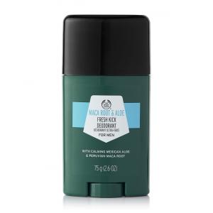 Maka saknes un alvejas zīmuļveida dezodorants