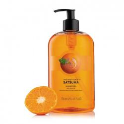 Sacumas mandarīna dušas želeja