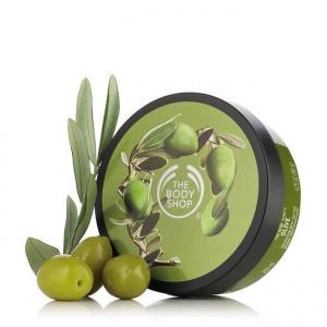 Olīvu ķermeņa sviestkrēms