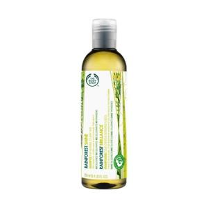 Rainforest šampūns matu spīdumam
