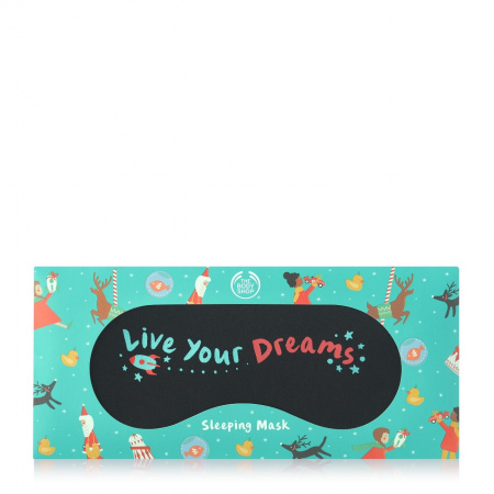 "Miega brilles ""Live Your Dreams"""