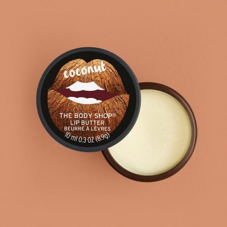 Kokosriekstu lūpu sviestkrēms