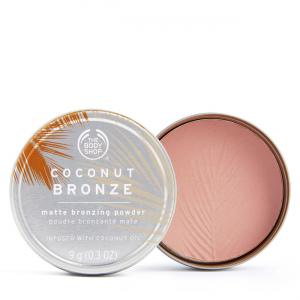 Coconut Bronze matēts iedeguma toņa pūderis