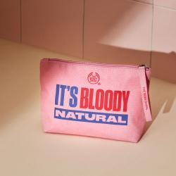 """Kosmētikas somiņa """"It's Bloody Natural"""""""