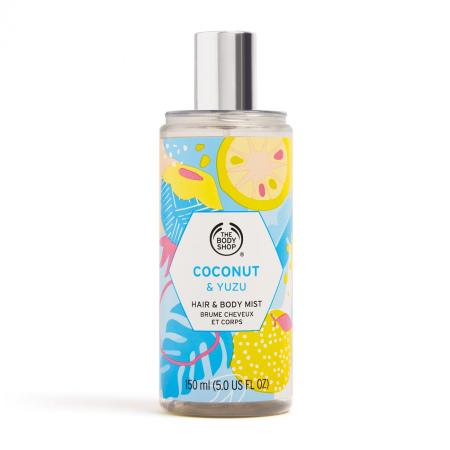 Спрей для волос и тела «Кокос и юзу»