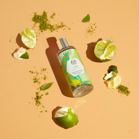Lime & Matcha Hair & Body Mist