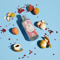 Rozā piparu un līčijas smaržūdens matiem un ķermenim