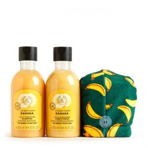 Banānu matu kopšanas komplekts