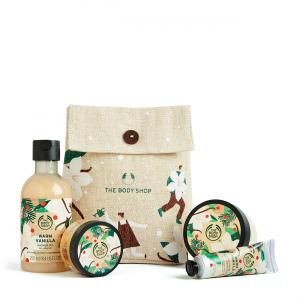 Подарочный набор «Теплая ваниль»