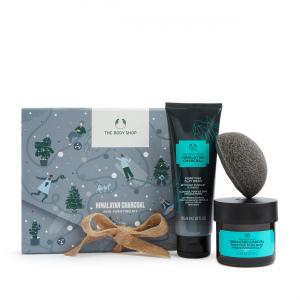 Подарочный набор для лица «Гималайский уголь»