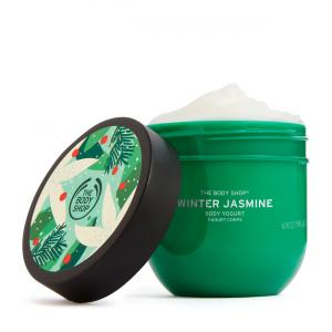 Ziemas jasmīna ķermeņa jogurts