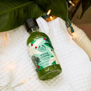 Ziemas jasmīna dušas želeja
