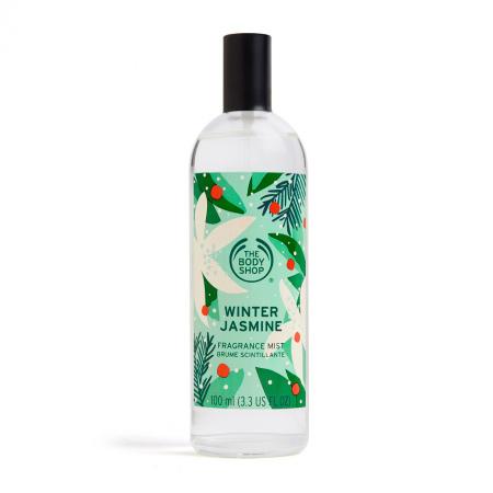Ziemas jasmīna smaržūdens ķermenim